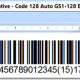 Barcode Generator for Crystal Reports