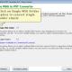 Batch MSG to PST Converter