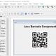 QR-Code Java Barcode
