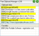 Free Clipboard Manager