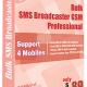 Bulk SMS Broadcaster GSM Professional
