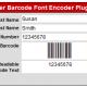 FileMaker Barcode Font Encoder Plugin