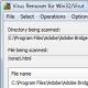 Win32/Virut Remover