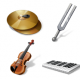 Icons-Land Vista Style Musical Instruments Icon Set