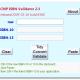 CMP ISBN Validator