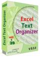 Excel Text Organizer