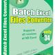 Batch Excel File Converter