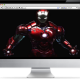 IRONMAN Screensaver