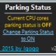 Parking Status