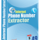 Internet Phone Number Extractor