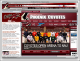 NHL Phoenix Coyotes Firefox Theme