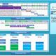 Blue Excel