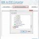 EML file to PDF Conversion tool