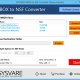 SysVare MBOX to NSF Converter