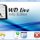 WD Live Info Editor