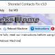Shoretel Contacts Fix