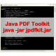 VeryUtils Java PDF Toolkit jpdfkit