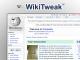 WikiTweak