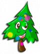 Multicolors Christmas Tree