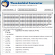 Thunderbird to Mac Mail Converter