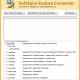 SoftSpire Eudora Converter