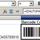 Linear Barcode Generator for OpenOffice