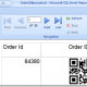 SSRS Linear + 2D Barcode Generator