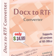 DOCX TO RTF Converter