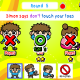 Multiplayer Simon Says