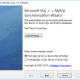 MSSQL-MySQL Sync