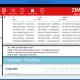 Export Account Zimbra to CSV