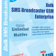 Bulk SMS Broadcaster GSM Enterprise