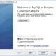 MySQL-to-PostgreSQL
