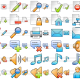 Small Online Icons