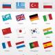 Language Flags