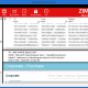 Zimbra Export Account List