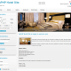 X-White Template for ApPHP Hotel Site