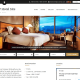 X-Soho Template for ApPHP Hotel Site