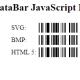 GS1 DataBar JavaScript Generator