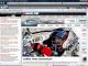NASCAR Internet Explorer Theme