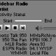 Sidebar Radio