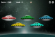 Five UFOs
