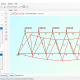 2D Frame Analysis Truss Edition