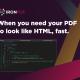Reading a PDF File in C#