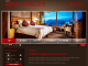 X-Brown Template for ApPHP Hotel Site