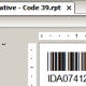Native Crystal Reports Code 39 Barcode