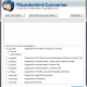 Thunderbird to Windows Live Mail