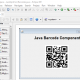 Java QR Code Barcode Package