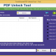 ToolsGround PDF Unlock Tool