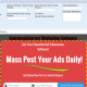 Backpage Easy Ad Submitter